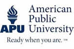 ad for American Public University