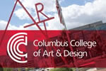 ad for Columbus College of Art and Design