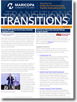 Transitions Newsletter Fall 2018