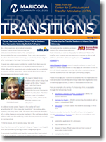 Transitions Newsletter Spring 2019