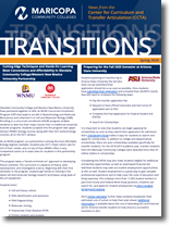 Transitions Newsletter Spring 2020