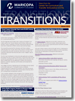 link to Transitions Newsletter Winter 2018